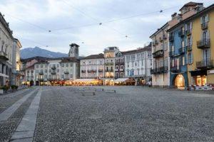 Piazza-Grande in Locarno